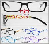 Vetri di lettura di vendita caldi alla moda di Eyewear (WRP610791)