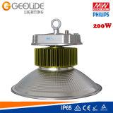 Alto indicatore luminoso della baia di qualità 200W Meanwell Philips LED (HBL106-200W)