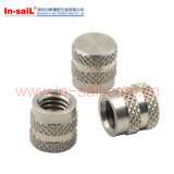 Acier inoxydable Zinc Plating Nutur Insertion