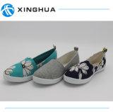 Chaussures occasionnelles de toile de chaussures de femmes de confort