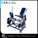 Extensión ISO-Lateral OS-H036 de la pierna de Loade de la placa de la fuerza del martillo del equipo de la aptitud