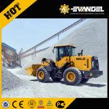 신축 기계 무거운 장비 LG956L 5 톤 바퀴 로더 가격