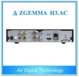 America do Norte ATSC + receptor satélite DVB S/S2 Zgemma H3. C.A.