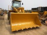 Cargador usado de la rueda del gato 966g, cargador usado de la rueda del gato