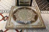 Goldener Polierkünstler-keramische Teppich-Fliese