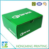 ロゴによって印刷される安い折る靴箱のボール紙