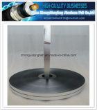 Tipo pellicola bianca dei materiali di isolamento termico dell'animale domestico laminata isolamento del di alluminio