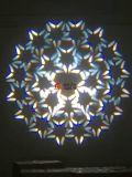 indicatore luminoso capo mobile del Gobo del fascio 7r