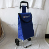 Factory Direct Wholesale Supermarket Folding Shopping Cart Trolley
