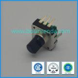 Codificador rotatório absoluto manual de 12mm usado para o áudio do carro