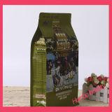 Sac d'empaquetage en plastique pour l'aliment pour animaux familiers