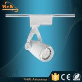 Precio de fábrica 20 proyector de la pista del ángulo de haz del grado 4W LED