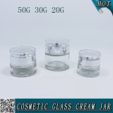 50ml 1 Unze 20ml löschen leeren Glassahneglas-Preis