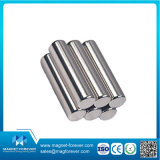 Large Sintered Rare Earth Neo NdFeB Cylinder Magnet