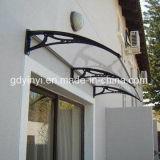 La casa impermeable del toldo del pequeño pabellón de Yy600-N DIY vertió para la puerta y la ventana