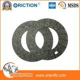 Cara de embrague compuesta del hilado con el material del No-Asbesto