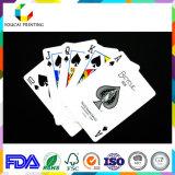 Cartões personalizados alta qualidade do póquer