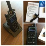 Radio portable táctica inferior del VHF, Bulid en la radio de Bluetooth Digital con el auricular de Bluetooth