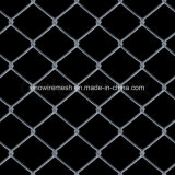 Rete fissa bianca di collegamento Chain della rete fissa del cane