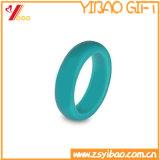 Marchio su ordinazione la maggior parte del anello promozionale popolare del silicone