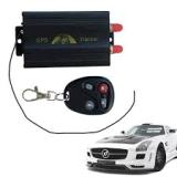リモート・コントロールTk103b車の追跡者装置が付いている車GSM GPSの追跡者のオートバイ