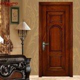 Fabrication en bois intérieure classique indienne de porte de pièce (GSP2-015)