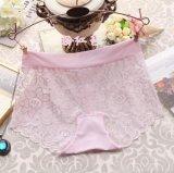 La ropa de noche de las mujeres ve a través la ropa interior atractiva