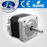 Precio barato 42m m del motor de pasos nema 17 de 1.8 grados motor eléctrico híbrido de 2 fases para la máquina del CNC