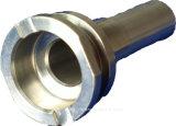 Lathe CNC подвергал Част-Нержавеющей части механической обработке обрабатываемые сталью