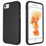 2 in 1 Hybride Dekking van het Geval van de Telefoon van de Absorptie van de Schok van het Pantser voor iPhone 7 Geval