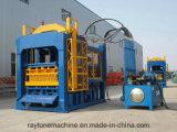 Bloque Full-Automatic de Qt8-15A que hace línea depresión de la máquina la máquina de fabricación de ladrillo concreta