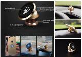 De op een voertuig gemonteerde Mobiele Magnetische Kracht van de Telefoon de Creatieve Navigatie van het Type van Schijf van de Zuiging de Automobiele Mobiele Houder van de Steun van de Telefoon