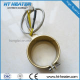 Hongtai RoHS Bescheinigungs-elektrische Messingdüsen-Band-Heizung