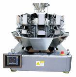 호두 커널 패킹 Machine10는 Multihead 조합 무게를 다는 사람을 이끈다
