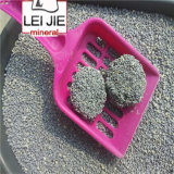 Nettoyer la litière du chat respectueuse de l'environnement populaire de bentonite de pattes