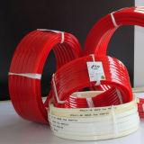 90A correa de transmisión roja de la correa del poliuretano V