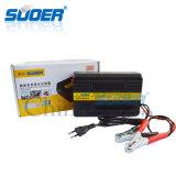 Заряжатель батареи заряжателя 12V 24V цифровой индикации Suoer франтовской (SON-20A+)