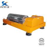 Acque di rifiuto Using la centrifuga orizzontale del decantatore di alta qualità