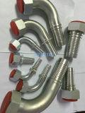 Encaixe de tubulação hidráulico da alta qualidade da fábrica de Yuyao
