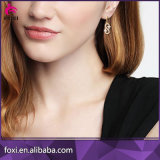 Vente en gros Fashion Diamond Trendy Zircon Pendentif Stud Earrings Jewelry