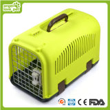 Société multicolore pp et cage de vol d'animal familier d'ABS (HN-pH432)