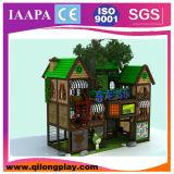 樹上の家の主題の柔らかい運動場装置(QL-16-18)