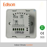 Água programável Underfloor de Digitas/termostato elétrico do quarto do aquecimento do radiador (W81111)