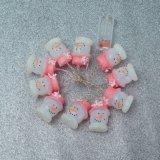 Свет пластичного снеговика форменный СИД декоративный (26-1P1619)