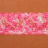Merletto stampato abitudine multicolore di Tulle della tessile della guipure di prezzi all'ingrosso