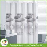 Tende da bagno Custom Curtain doccia in bianco e nero