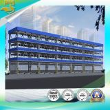 Sistema elegante rotatorio vertical del estacionamiento