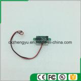 "V20d 0.36 "" 2개의 철사 (색깔을%s 가진 LED DC 2.5-30.0V 디지털 표시 장치 전압계: 빨강)"