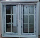 중국 공장 UPVC 여닫이 창 Windows