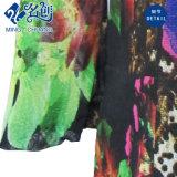 El modelo colorido del extracto del botón Da vuelta-Abajo a la blusa de las señoras de la manera del collar
